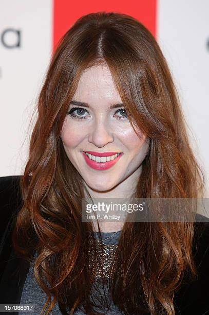 Angela Scanlon attends Red's Hot Women Awards in association with euphoria Calvin Klein on November 28 2012 in London United Kingdom