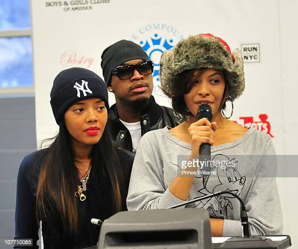 Angela Simmons Boys Girls Club Event Pictures and Photos ...