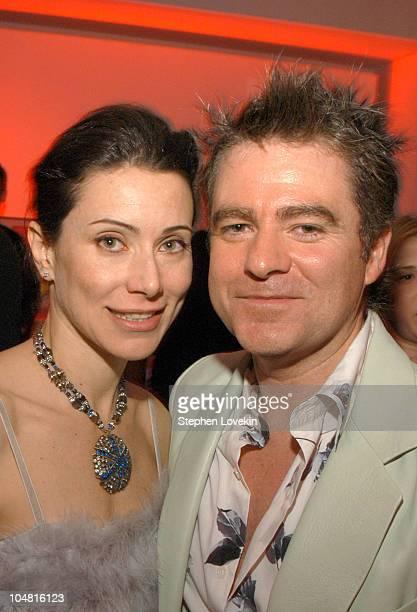 Angela Tassoni jewelry designer and daughterinlaw of Joan Collins and Charles Worthington
