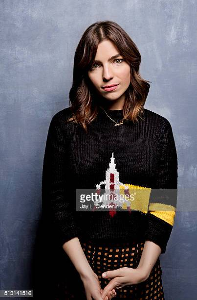 Angela Trimbur of the film 'Trash Fire' poses for a portrait at the 2016 Sundance Film Festival on January 23 2016 in Park City Utah CREDIT MUST READ...