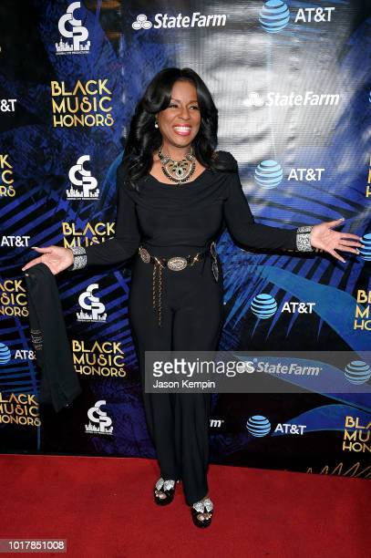 Angela Winbush attends the 2018 Black Music Honors at Tennessee Performing Arts Center on August 16 2018 in Nashville Tennessee