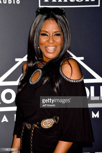 Angela Winbush attends the 2019 Rock & Roll Hall Of Fame Induction Ceremony at Barclays Center on March 29, 2019 in New York City.