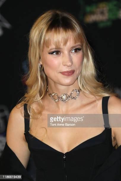 Angele Van Laeken attends the 21st NRJ Music Awards At Palais des Festivals on November 09 2019 in Cannes France