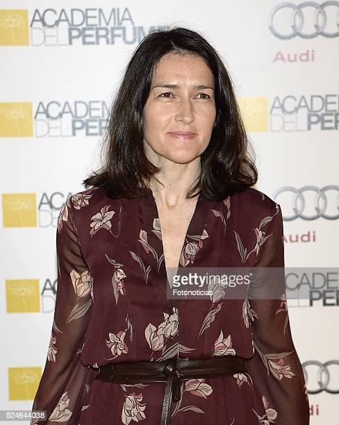 Angeles Gonzalez Sinde attends the 'IX Academia del Perfume Awards' photocall at Casa de America on April 26 2016 in Madrid Spain