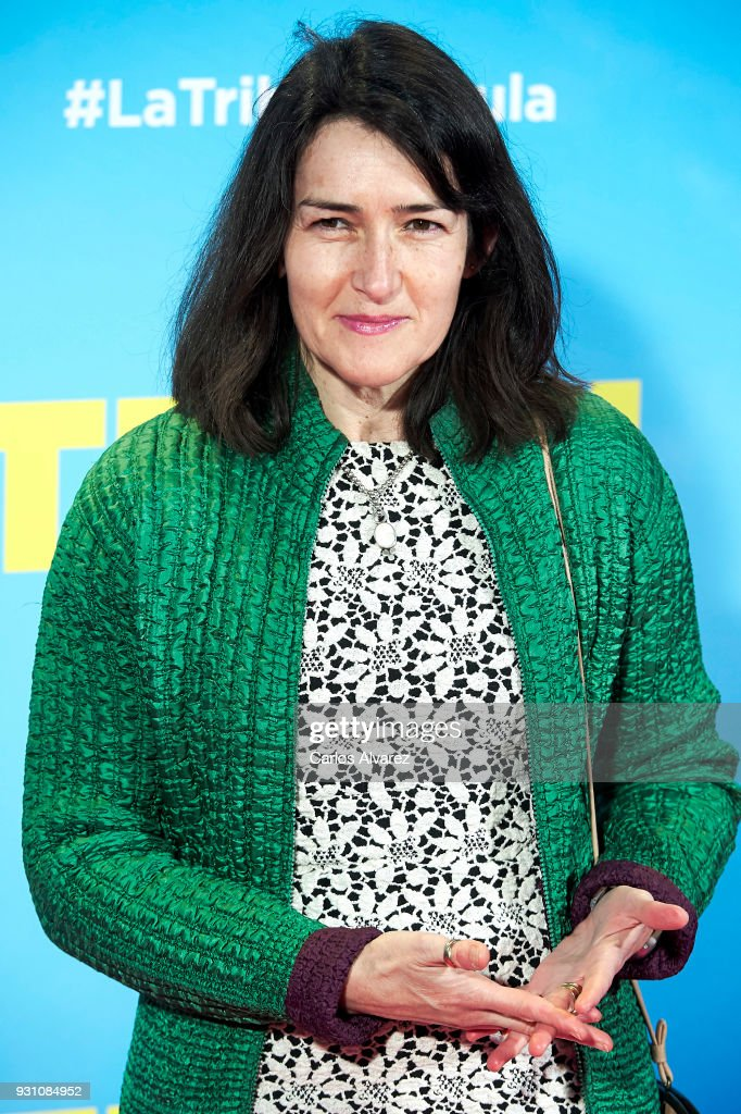 'La Tribu' Madrid Premiere : News Photo