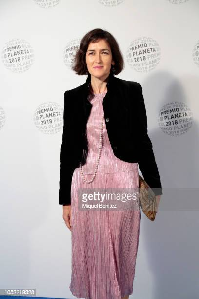 Angeles GonzalezSinde attends the '67th Premio Planeta' Literature Award the most valuable literature award in Spain with 601000 euros for the winner...