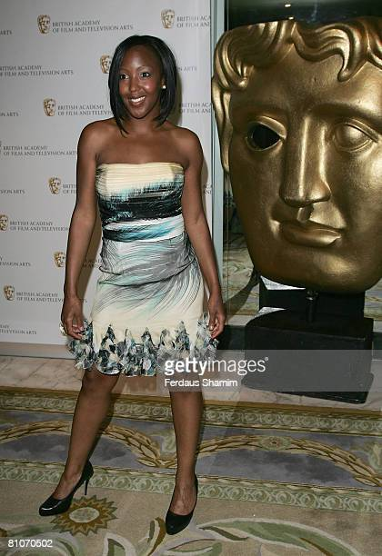 Angelica Bell attends the British Academy Television Craft Awards held at the Dorchester Hotel on May 11, 2008 in London, England.