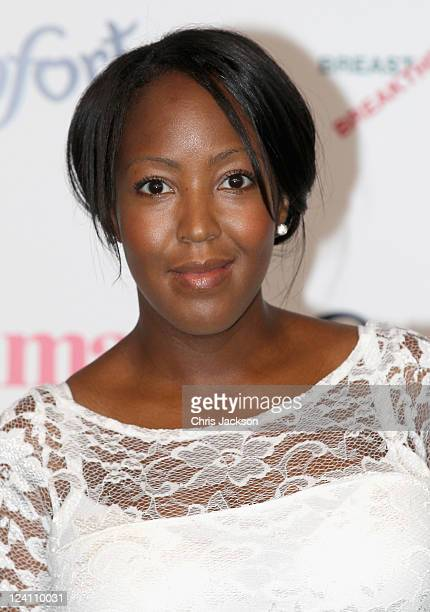 Angelica Bell attends the Comfort Prima Hight Street Fashion Awards 2011 at Battersea Evolution on September 8 2011 in London England