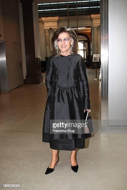 Angelica Blechschmidt Beim Rena Lange Ladies Lunch Im Hotel De Rome In Berlin