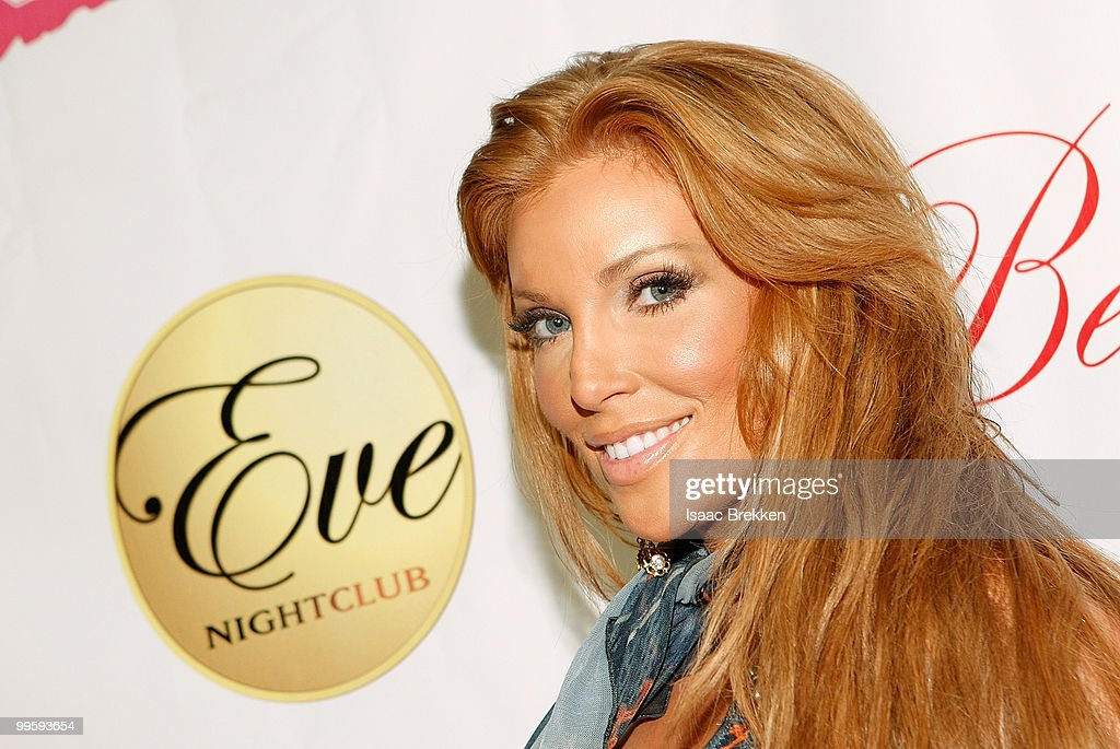 Angelica Bridges arrives at Eve nightclub at CityCenter on May 15, 2010 in Las Vegas, Nevada.