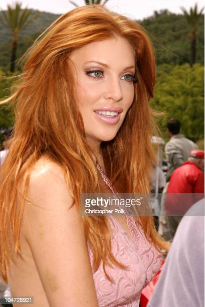 Angelica Bridges during Skylar Neil Memorial Golf Tournament at Malibu Country Club in Malibu CA United States