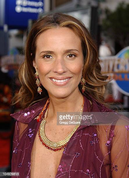 Angelica Castro during 'The Scorpion King' Premiere at Universal Amphitheatre in Universal City California United States