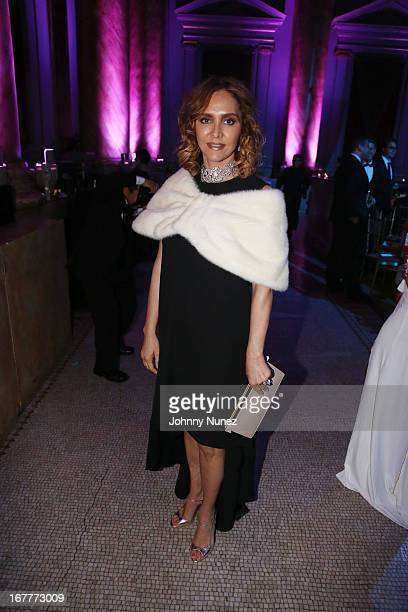 Angelica Fuentes attends the 67th Anniversary Jose Limon Dance Foundation Gala at Capitale on April 29 2013 in New York City