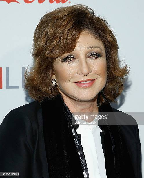 Angelica Maria attends the 4th Annual People en Espanol Festival at Jacob Javitz Center on October 18 2015 in New York City