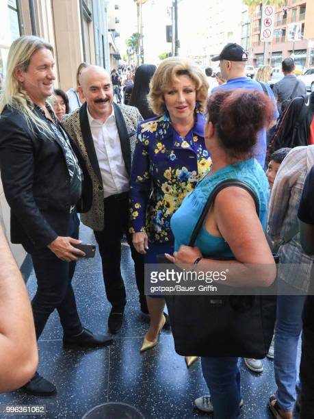 Angelica Maria is seen on July 10 2018 in Los Angeles California