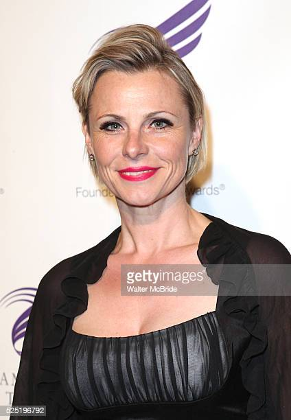 Angelica Page attends the American Theatre Wing's annual gala at the Plaza Hotel on Monday Sept 24 2012 in New York