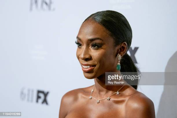 Angelica Ross attends the FX Network's Pose Season 2 Premiere on June 05 2019 in New York City
