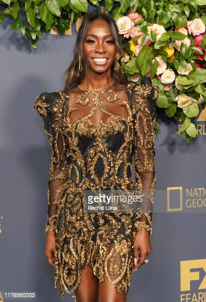 Angelica Ross attends the Walt Disney Television Emmy Party on September 22 2019 in Los Angeles California