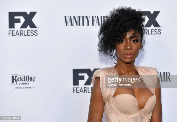 Angelica Ross attends Vanity Fair and FX's annual Primetime Emmy Nominations Party on September 21 2019 in Century City California