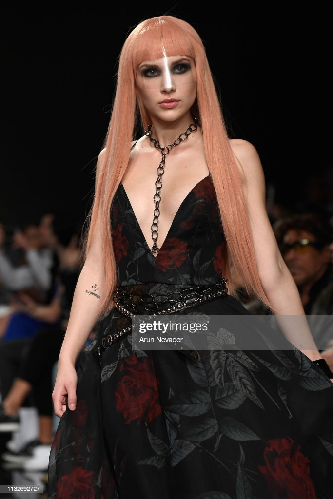 CA: Fernando Alberto Atelier at Los Angeles Fashion Week FW/19 Powered by Art Hearts Fashion