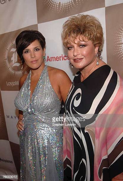 Angelica Vale and Angelica Maria