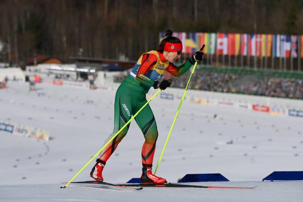 DEU: FIS Nordic World Ski Championships Oberstdorf - Women's Cross Country 5 km F
