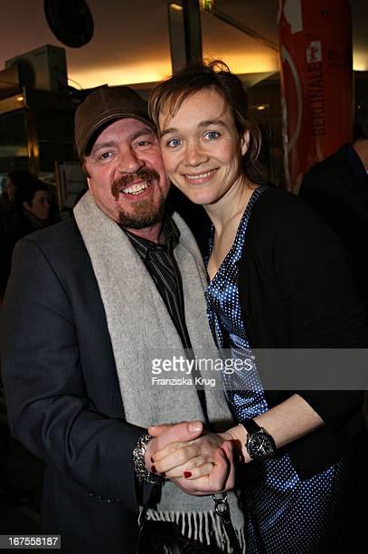 Angelika Richter Und Armin Rohde Bei Der 'Der Räuber Hotzenplotz' Premiere Bei Der Berlinale Am 120206