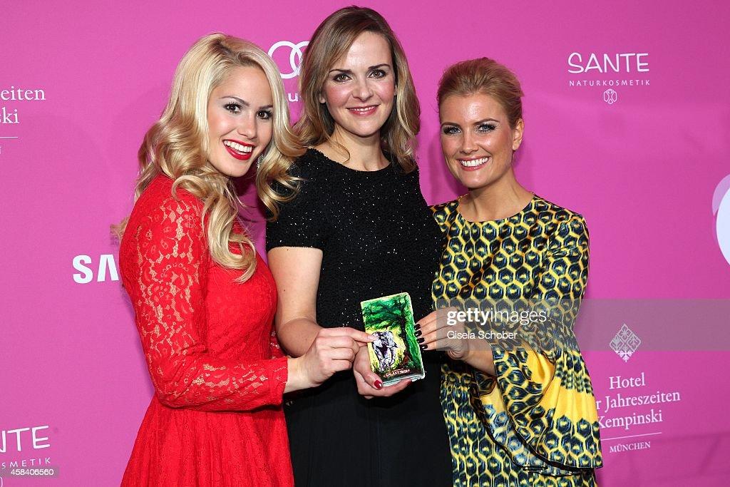 CLOSER Magazin Hosts SMILE Award 2014 : Nachrichtenfoto