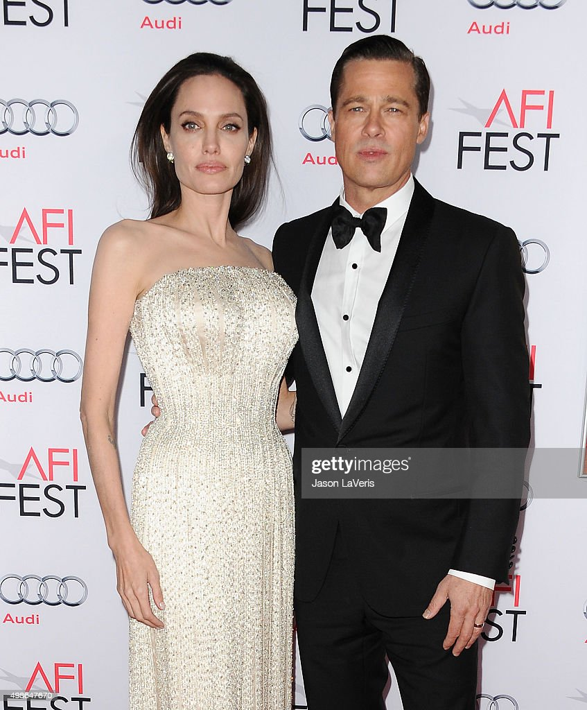 AFI FEST 2015 Presented By Audi Opening Night Gala Premiere Of Universal Pictures' 'By the Sea' - Arrivals : ニュース写真