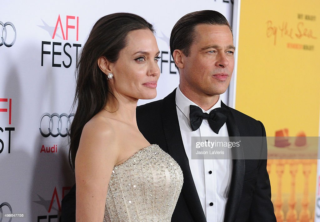 """AFI FEST 2015 Presented By Audi Opening Night Gala Premiere Of Universal Pictures' """"By the Sea"""" - Arrivals : News Photo"""
