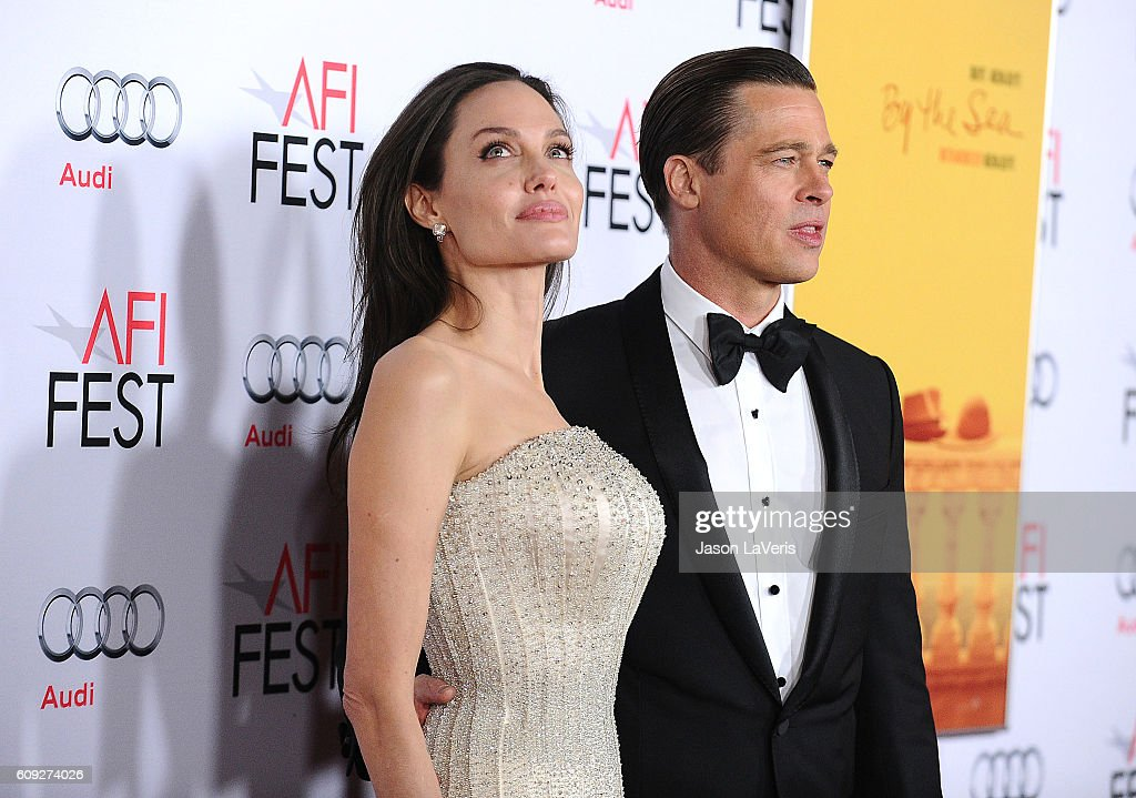 AFI FEST 2015 Presented By Audi Opening Night Gala Premiere Of Universal Pictures' 'By the Sea' - Arrivals : News Photo