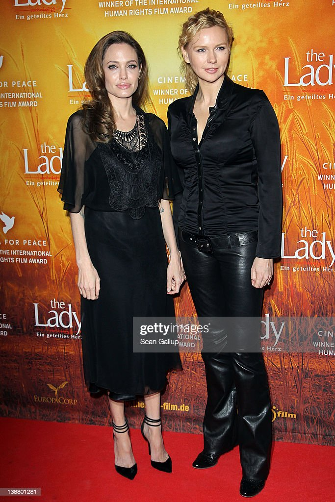 """The Lady"" Premiere - 62nd Berlinale International Film Festival"