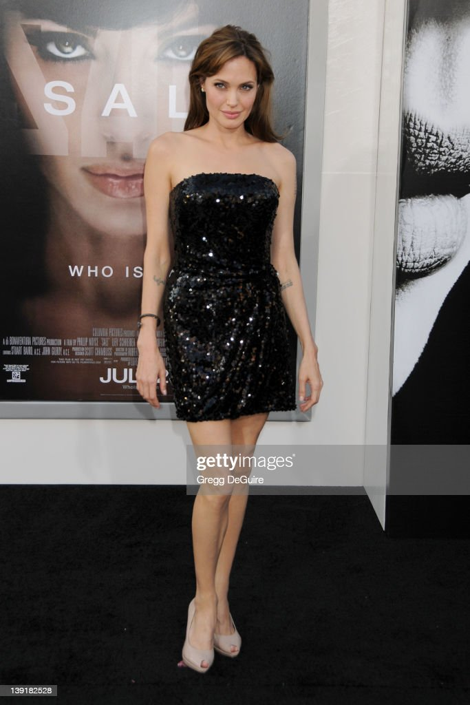 """Salt"" Los Angeles Premiere : News Photo"