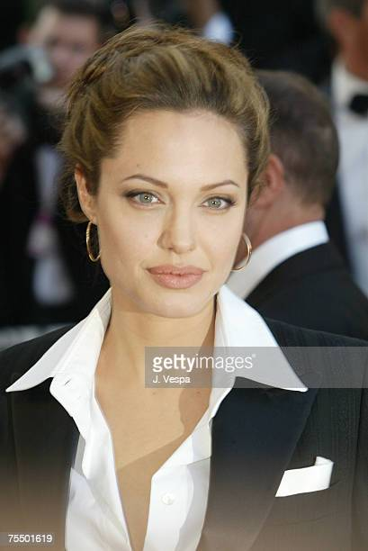 Angelina Jolie at the Palais Du Festival in Cannes France