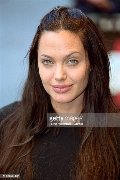 Angelina Jolie at the Premiere for Gone in 60 Seconds