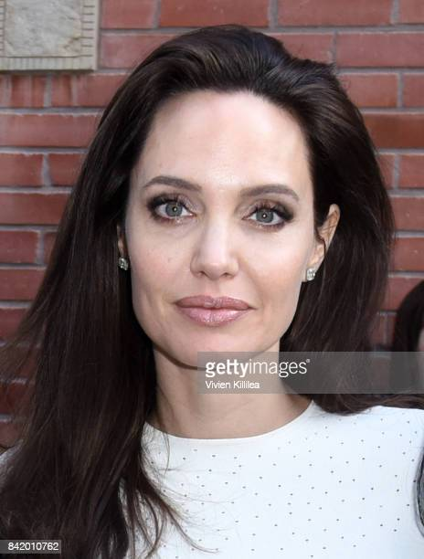 Angelina Jolie attends 'First They Killed My Father' at the Telluride Film Festival 2017 on September 2 2017 in Telluride Colorado