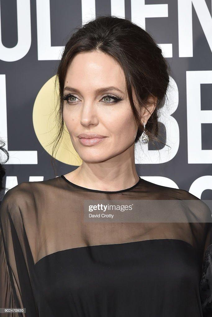 75th Annual Golden Globe Awards - Arrivals : News Photo