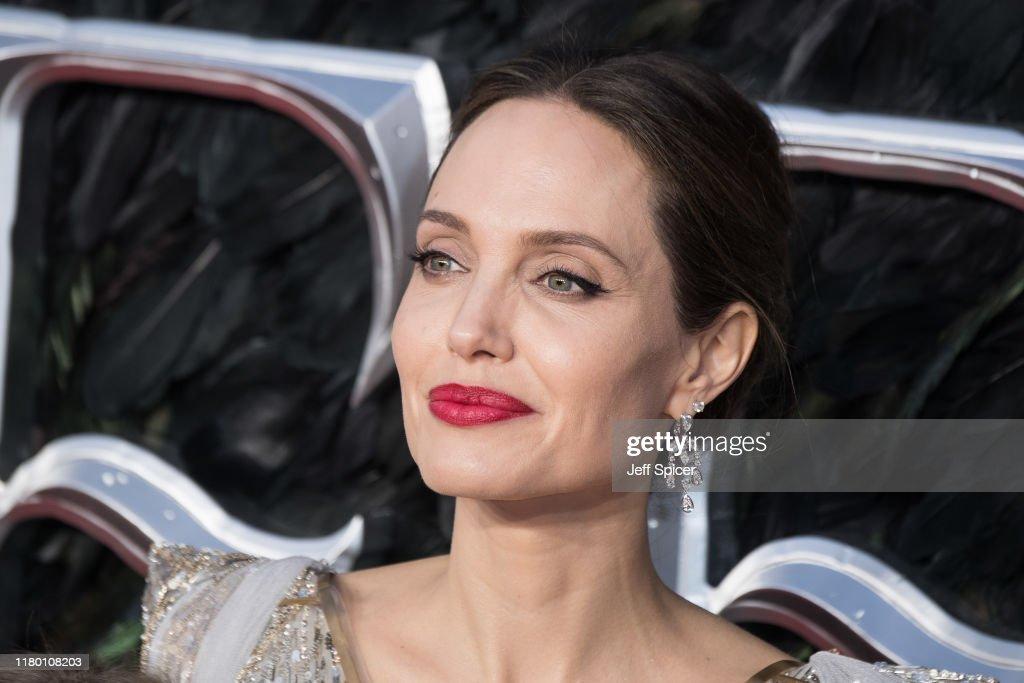 """""""Maleficent: Mistress Of Evil"""" European Premiere - Red Carpet Arrivals : Nachrichtenfoto"""