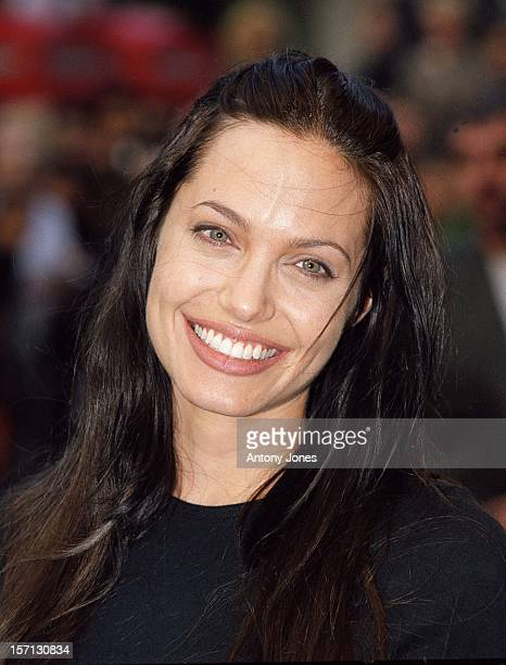 Angelina Jolie Attends The 'Gone In 60 Seconds' Premiere In London'S West End