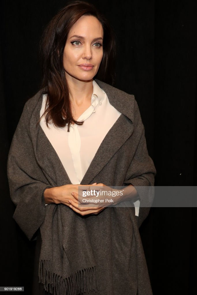 HFPA And American Cinematheque Present The Golden Globe Foreign-Language Nominees Series 2018 Symposium : News Photo