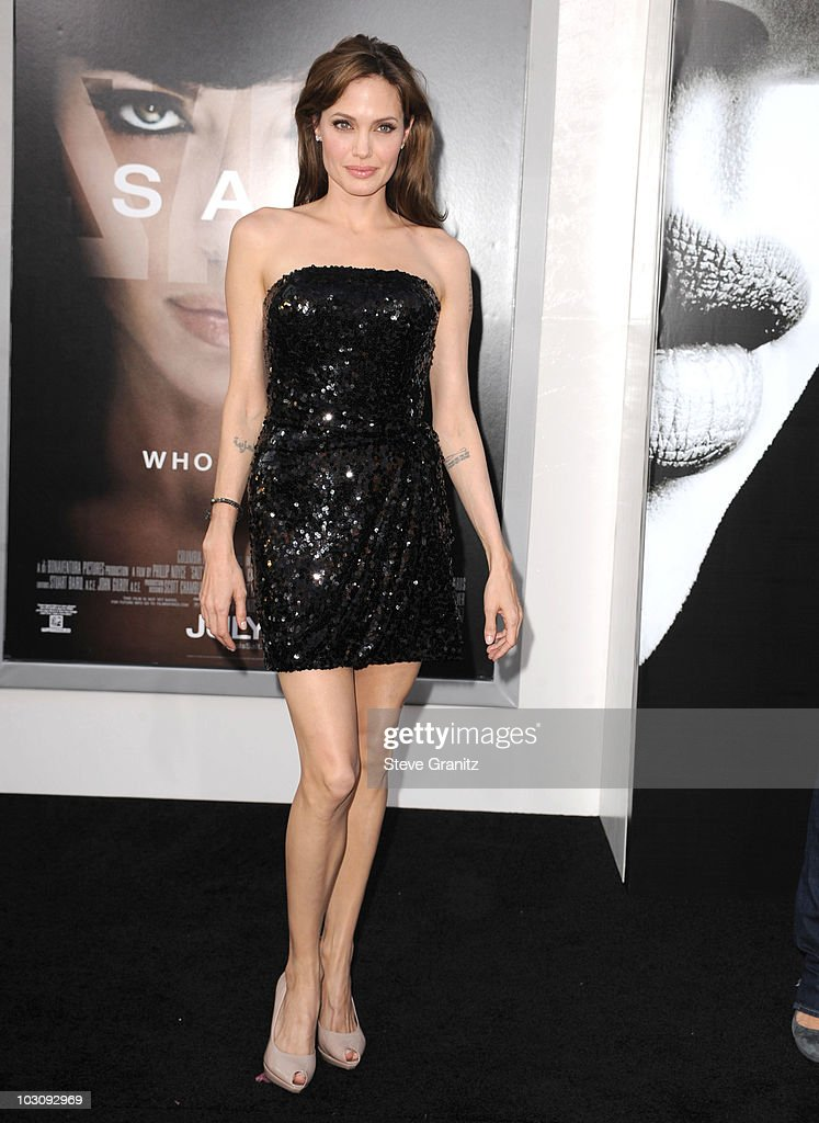 """""""Salt"""" Los Angeles Premiere - Arrivals : News Photo"""