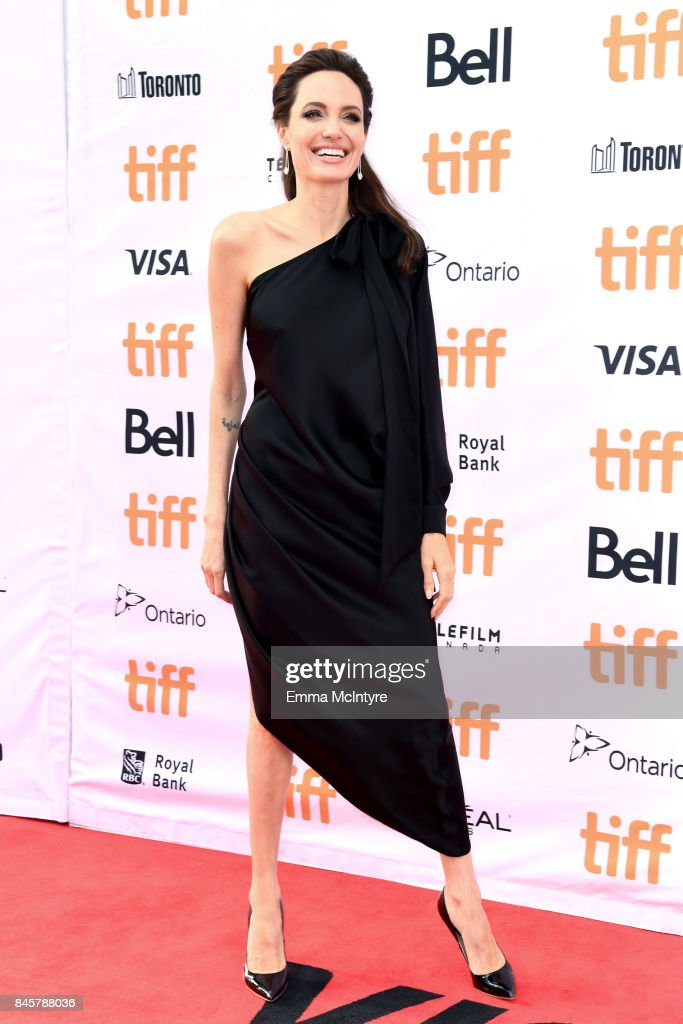 "The World Premiere Of Netflix's Film's ""First They Killed My Father"" During The Toronto International Film Festival : News Photo"