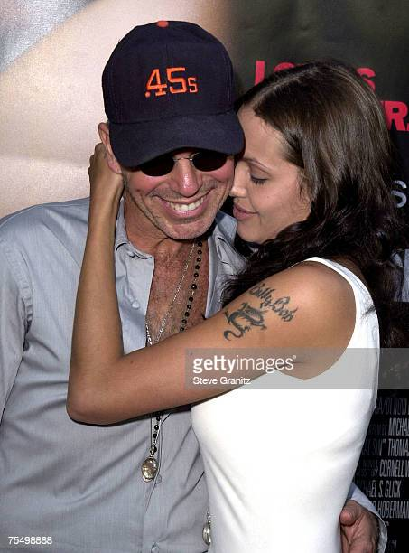 Angelina Jolie Billy Bob Thornton at the DGA Theater in Los Angeles California