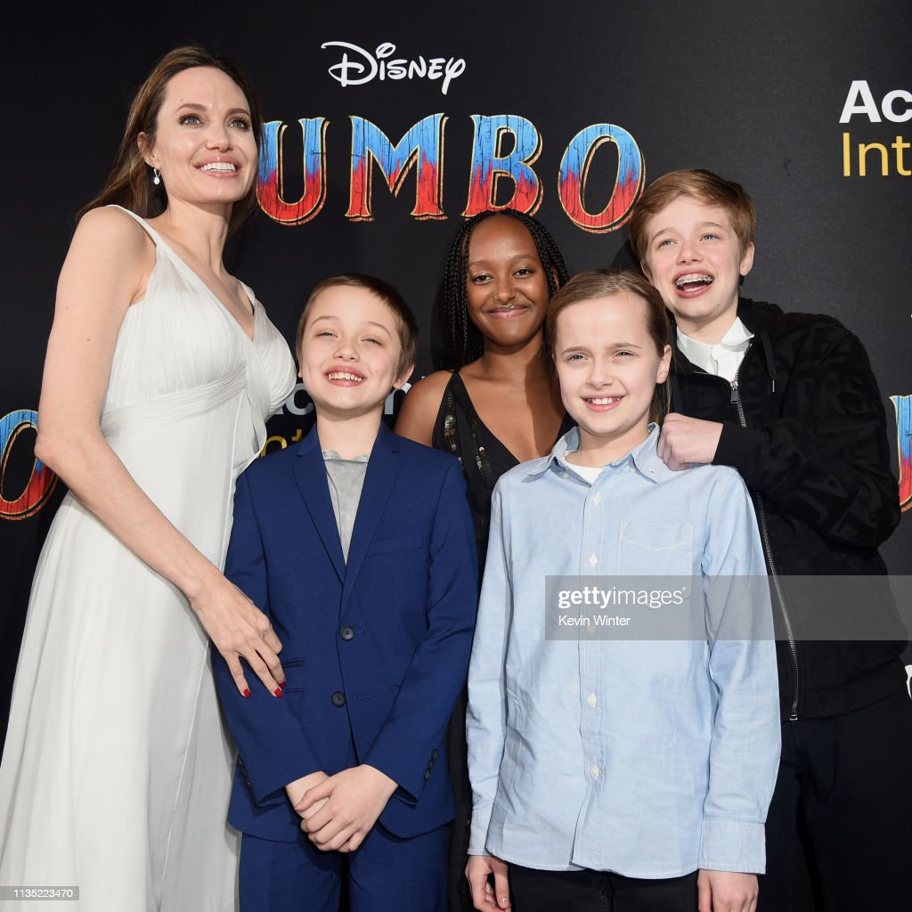 "Premiere Of Disney's ""Dumbo"" - Red Carpet : News Photo"