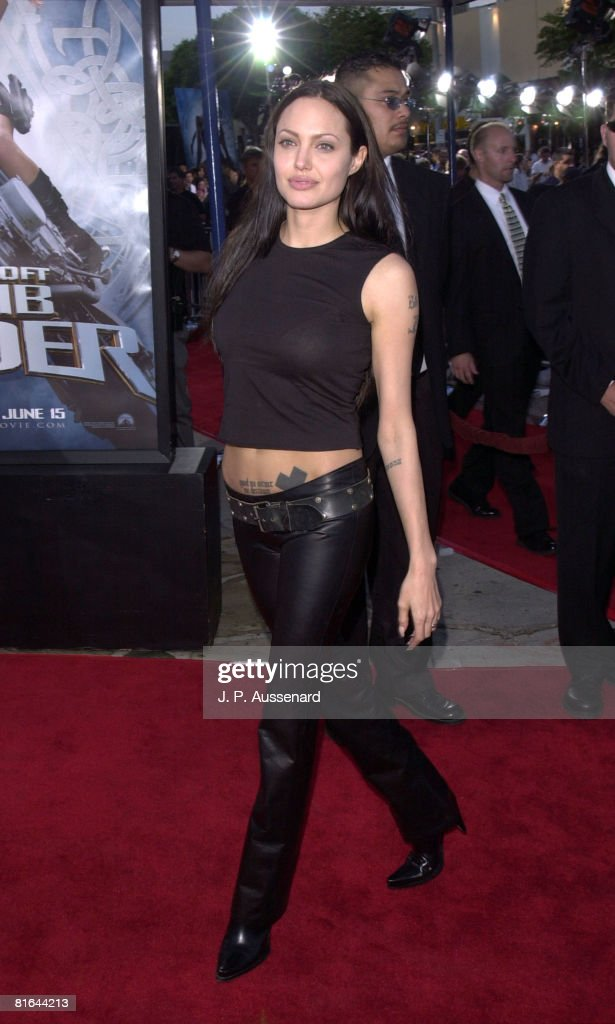"""Lara Croft: Tomb Raider"" Los Angeles Premiere : News Photo"