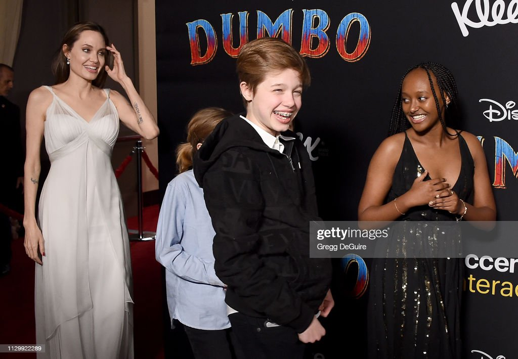 "Premiere Of Disney's ""Dumbo"" - Arrivals : News Photo"