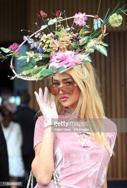 Angelina Kali during day one of Royal Ascot at Ascot Racecourse