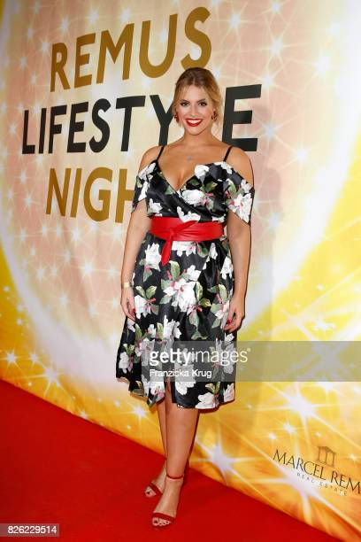 Angelina Kirsch attends the Remus Lifestyle Night on August 3 2017 in Palma de Mallorca Spain