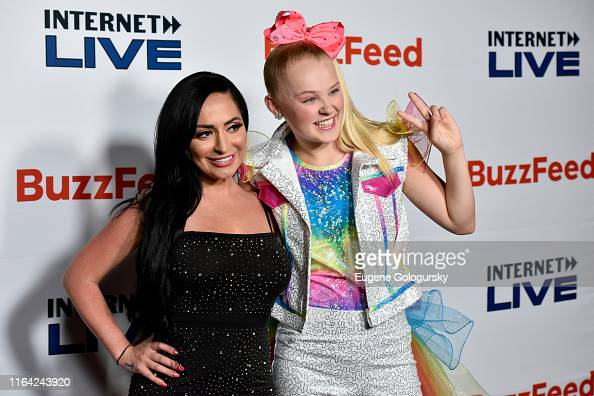 Angelina Pivarnick and JoJo Siwa attend Internet Live By