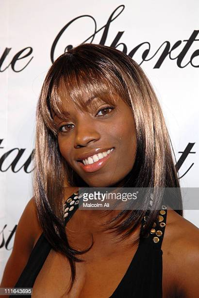 Angelique Bates during Read To Succeed Literacy Gala at Renaissance Hollywood Hotel in Hollywood California United States